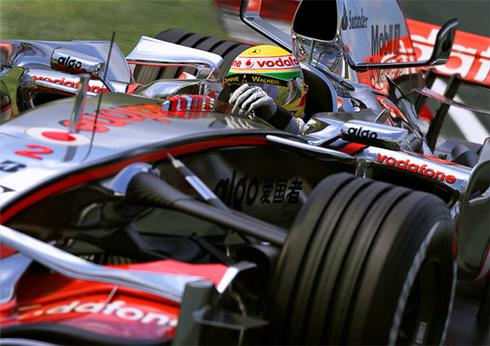 Lewis Hamilton 2007