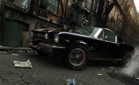 Mustang Bertaccini