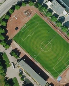 Stockholm Stadium by Hitta.se